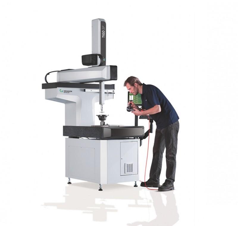 Coordinate Measuring Machine : Coordinate measuring machine tigo sf